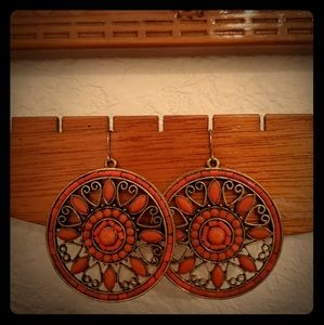 VINTAGE HANGING EARRINGS